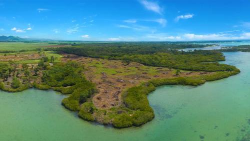 Terrain de luxe à vendre Ile Maurice, 395217€