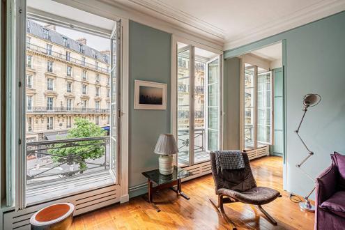Luxus-Wohnung zu verkaufen PARIS 1ER, 99 m², 2 Schlafzimmer, 1800000€