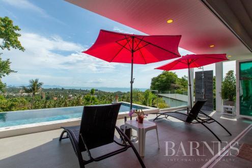 Вилла класса люкс на продажу  Тайланд, 172 м², 3 Спальни, 11900000€