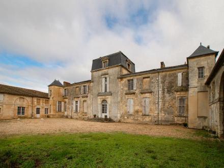 Château / Manoir de luxe à vendre AMBARES ET LAGRAVE, 530 m², 7 Chambres, 1365000€