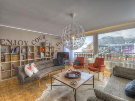 Luxus-Wohnung zu vermieten COURCHEVEL, 150 m², 4 Schlafzimmer,