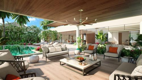 Maison de luxe à vendre Ile Maurice, 544 m², 4 Chambres, 3200000€