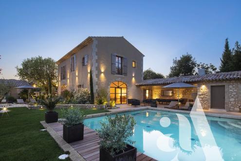 Luxury House for sale SAINT REMY DE PROVENCE, 331 m², 5 Bedrooms, €2890000
