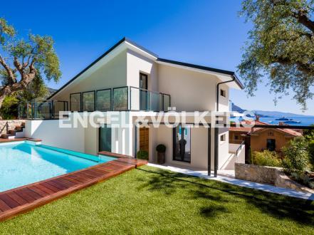 Villa de luxe à vendre SAINT JEAN CAP FERRAT, 207 m², 4 Chambres, 3950000€