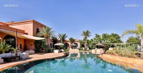 Villa de luxe à vendre MARRAKECH, 1200 m², 11 Chambres, 1200000€