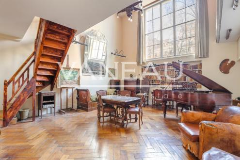 Appartement de luxe à vendre PARIS 9E, 98 m², 2 Chambres, 1456000€