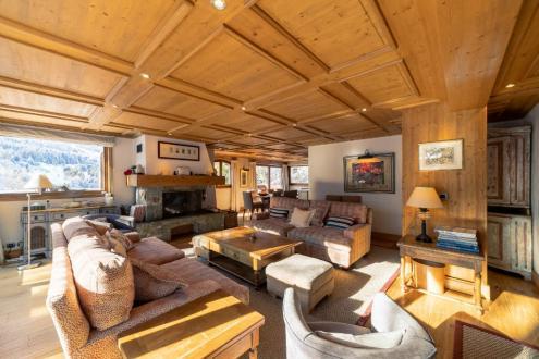 Luxus-Chalet zu verkaufen MERIBEL LES ALLUES, 350 m², 5 Schlafzimmer, 3980000€