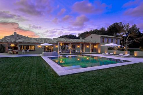 Luxus-Haus zu vermieten SAINT TROPEZ, 420 m², 5 Schlafzimmer,