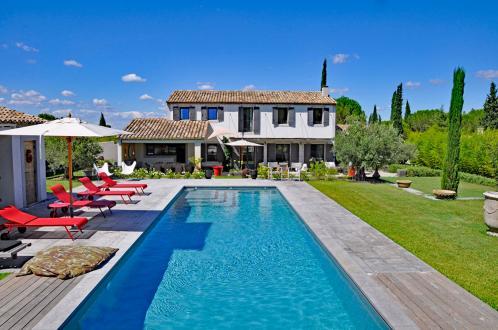 Luxus-Haus zu vermieten SAINT REMY DE PROVENCE, 4 Schlafzimmer,
