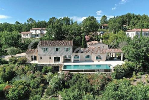 Villa de luxe à vendre TOURRETTES, 395 m², 5950000€