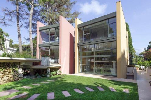 Дом класса люкс в аренду Сен-Жан-Кап-Ферра, 374 м², 6 Спальни,