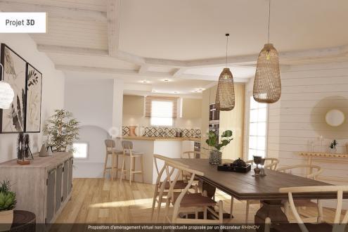 Casale di lusso in vendita BOZEL, 140 m², 4 Camere, 735000€