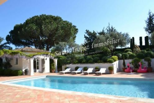 Villa de luxe à vendre SAINT TROPEZ, 250 m², 5 Chambres, 6500000€