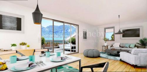 Luxus-Wohnung zu verkaufen SEVRIER, 84 m², 3 Schlafzimmer, 565700€