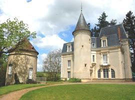 Château / Manoir de luxe à vendre GUERET, 7 Chambres, 550000€