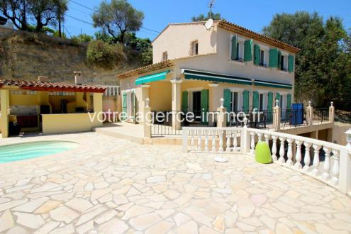 Luxury Villa for sale NICE, 140 m², 4 Bedrooms, €800000