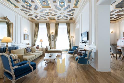 Appartement de luxe à vendre PARIS 8E, 199 m², 3 Chambres, 3360000€