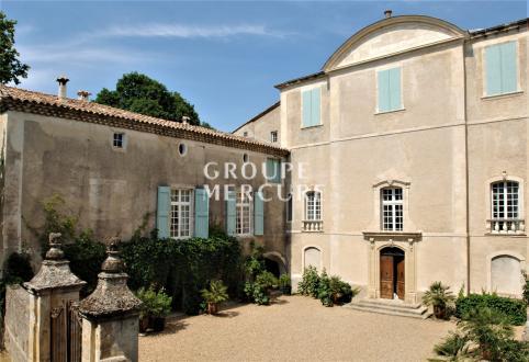 Château / Manoir de luxe à vendre RIBAUTE LES TAVERNES, 1200 m², 14 Chambres, 1695000€