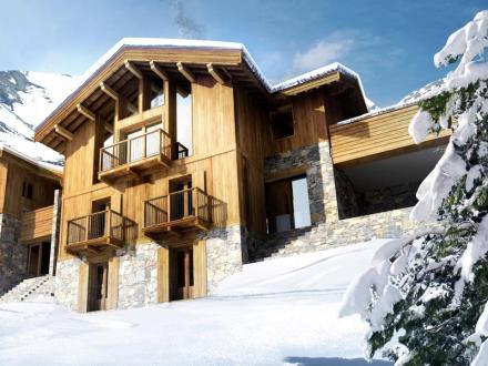 Luxus-Chalet zu verkaufen SAINT MARTIN DE BELLEVILLE, 268 m², 6 Schlafzimmer, 2600000€