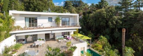 Luxus-Haus zu vermieten CANNES, 260 m², 4 Schlafzimmer,