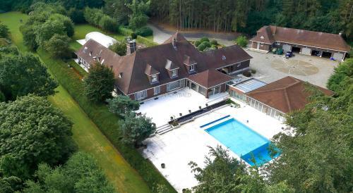 Propriété de luxe à vendre GREZ DOICEAU, 1500 m², 8 Chambres, 4000000€