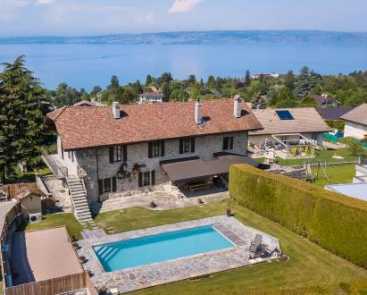 Luxus-Haus zu verkaufen EVIAN LES BAINS, 250 m², 1250000€