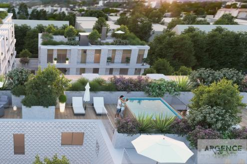 Luxury Apartment for sale MONTPELLIER, 113 m², 4 Bedrooms, € 649 000