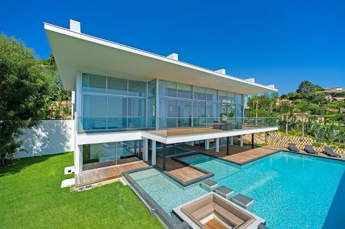 Luxury House for rent CANNES, 430 m², 5 Bedrooms,