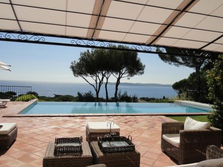 Luxury House for rent SAINTE MAXIME, 350 m², 5 Bedrooms,