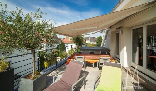 Luxus-Wohnung zu verkaufen Straßburg, 122 m², 2 Schlafzimmer, 832000€