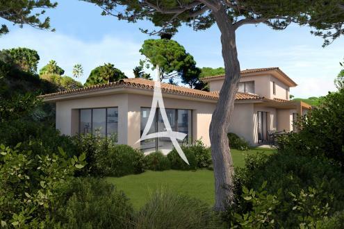 Luxus-Grundstück zu verkaufen LA CROIX VALMER, 945000€