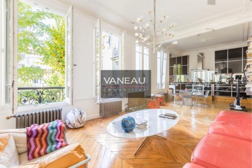 Luxe Appartement te koop PARIS 8E, 93 m², 3 Slaapkamers, 1395000€