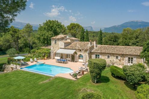 Maison de luxe à vendre OPIO, 450 m², 7 Chambres, 3950000€