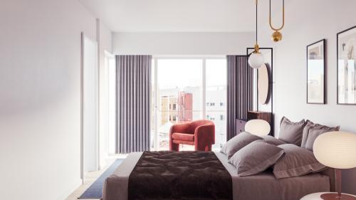 Appartement de luxe à vendre Portugal, 222 m², 5 Chambres, 1850000€