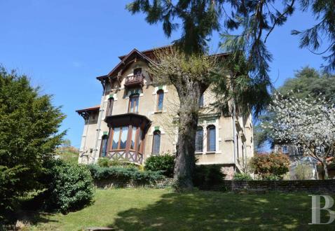 Hôtel particulier de luxe à vendre ROANNE, 615 m², 10 Chambres, 735000€