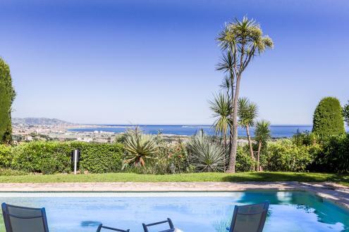 Villa de luxe à vendre MANDELIEU LA NAPOULE, 167 m², 3 Chambres, 1400000€