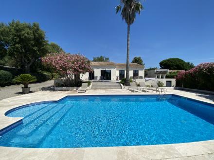 Luxe Villa te huur GRIMAUD, 130 m², 4 Slaapkamers, 5000€/maand