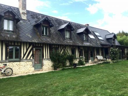 Propriété de luxe à vendre BLANGY LE CHATEAU, 240 m², 3 Chambres, 900000€