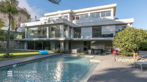 Luxury House for rent CANNES, 530 m², 5 Bedrooms,