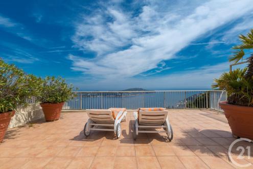 Luxus-Wohnung zu verkaufen VILLEFRANCHE SUR MER, 78 m², 2 Schlafzimmer, 1200000€