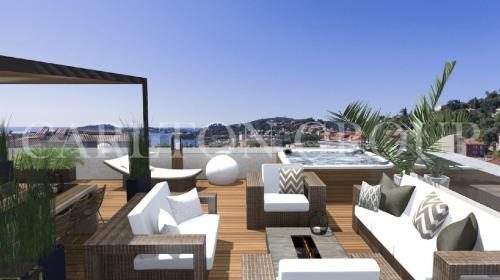 Luxus-Wohnung zu verkaufen BEAULIEU SUR MER, 123 m², 4 Schlafzimmer, 2099000€