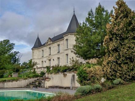Maison de luxe à vendre SAINT EMILION, 310 m², 4 Chambres, 895000€