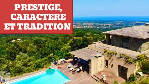 Luxury Villa for sale BASTIA, 250 m², 5 Bedrooms, €795000