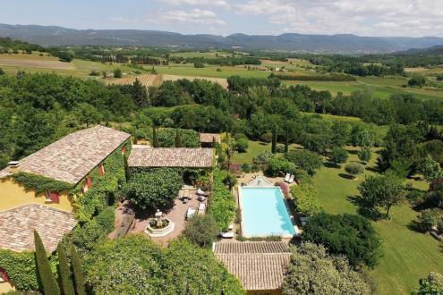 Luxe Farm te koop ROUSSILLON, 340 m², 7 Slaapkamers, 1755000€