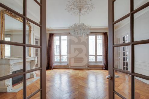 Appartement de luxe à vendre PARIS 8E, 135 m², 1699000€