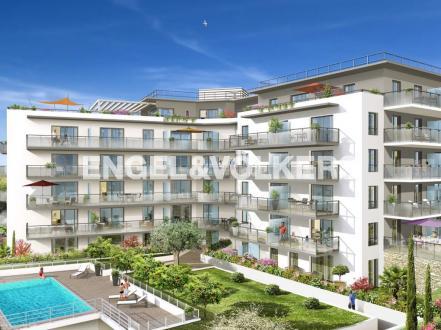 Luxus-Wohnung zu verkaufen Nizza, 92 m², 3 Schlafzimmer, 555900€
