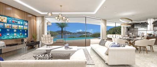 Luxus-Liegenschaft zu verkaufen LES ISSAMBRES, 265 m², 5 Schlafzimmer, 2790000€