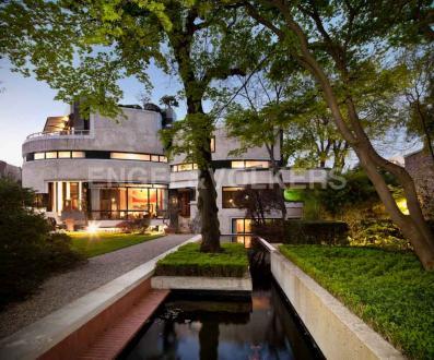 Дом класса люкс на продажу  Париж 16ый, 1100 м², 6 Спальни, 24000000€