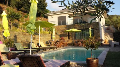 Villa de luxe à vendre OLETTA, 250 m², 6 Chambres, 1790250€