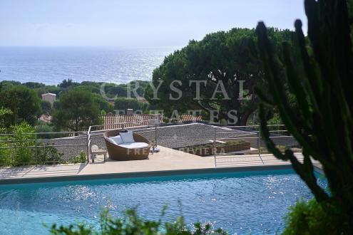 Villa de luxe à louer SAINT JEAN CAP FERRAT